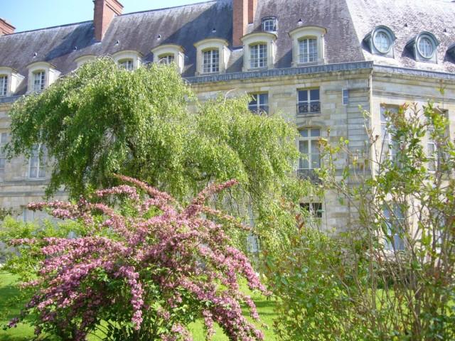 Резиденция французских правителей. Замок Фонтенбло