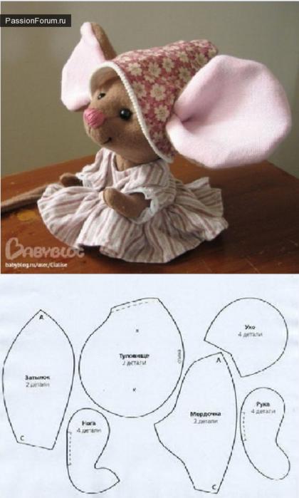 Мышка (420x700, 378Kb)