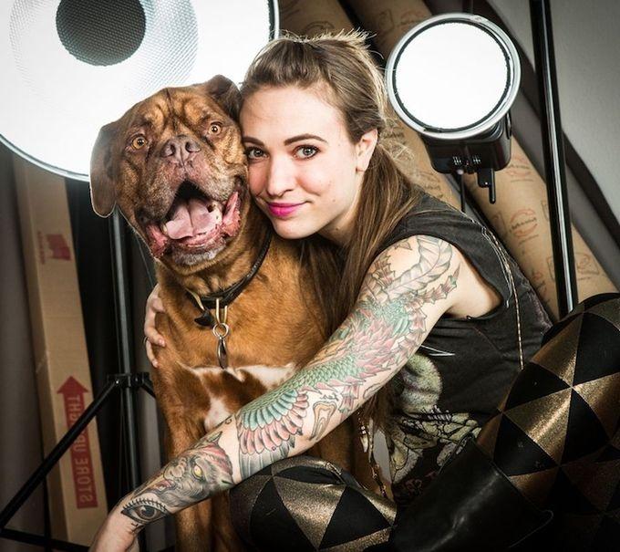 смешные фото собак (680x605, 228Kb)