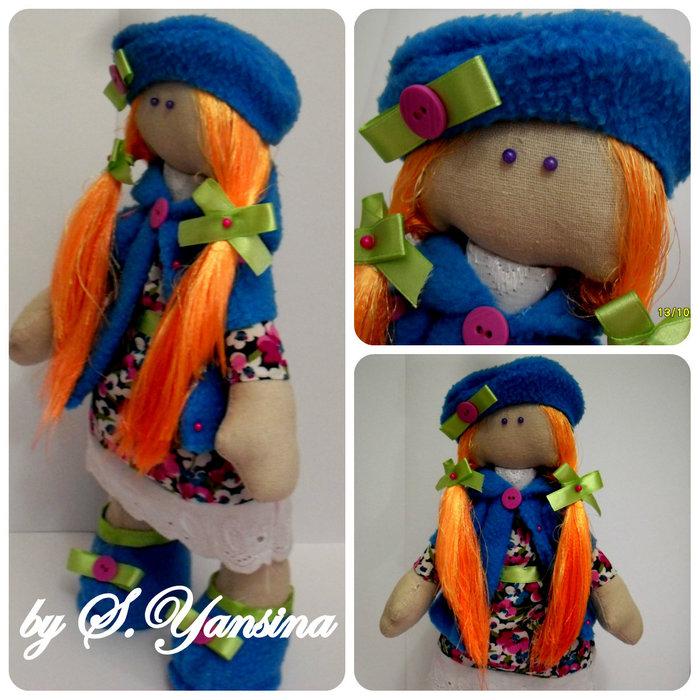 Метки кукла в стиле т коннэ снежка