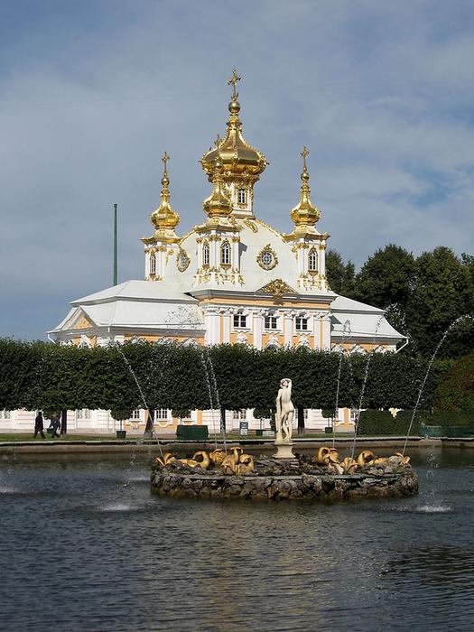 Великолепный Петергоф и фонтаны Петродворца!