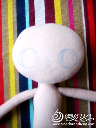 Шьем игрушки. Куколка КОШКА (6) (400x533, 100Kb)
