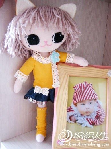 Шьем игрушки. Куколка КОШКА (32) (390x520, 108Kb)