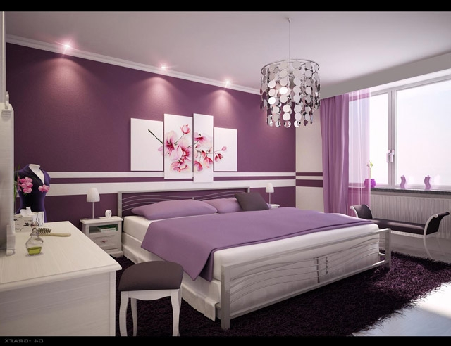 Master bedroom decoration ideas