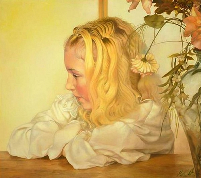 Paul Christiaan Bos (Dutch).lisa (700x623, 270Kb)