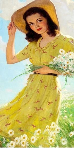 flowergirl (300x600, 169Kb)