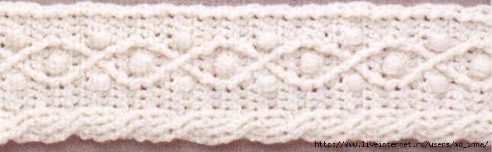 Lace Crochet Best Pattern 118 (24) (700x216, 123Kb)
