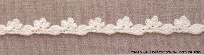 Lace Crochet Best Pattern 118 (5) (700x191, 122Kb)