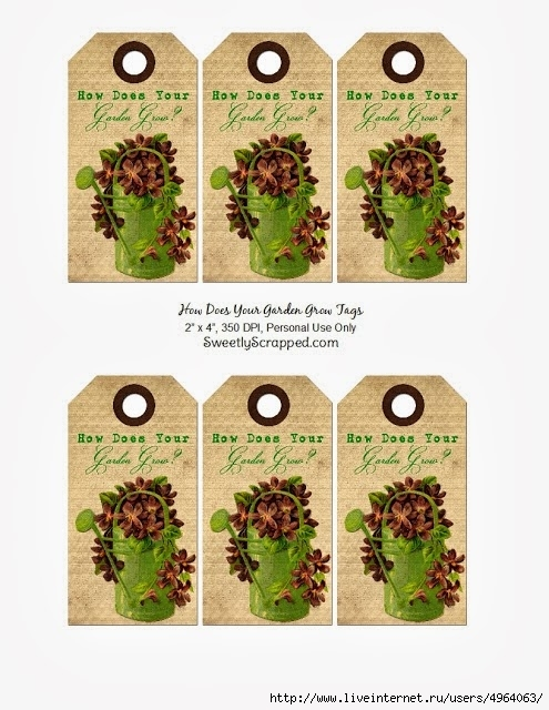 How Does Your Garden Grow Tags by Sweetly Scrapped (495x640, 221Kb)