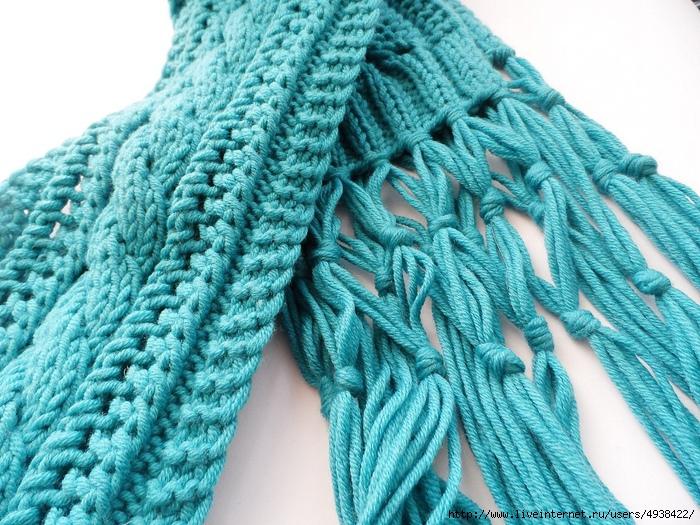 Как сделать кисточки на шарфе фото - ЛЕГИОН
