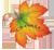 Осенний лист-Спасибо (50x46, 6Kb)