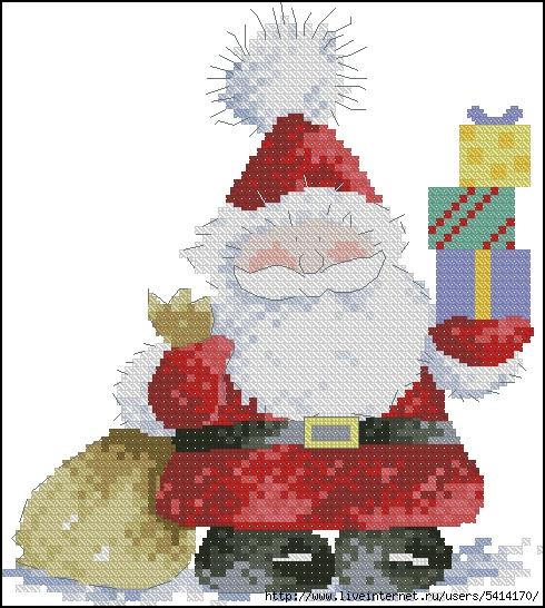 5414170_HeritageMargaret_SherryChristmasMSSA725_Santa (490x546, 232Kb)