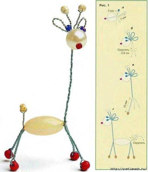 жираф (521x604, 95Kb)