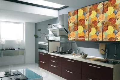 Обновить старый кухонный гарнитур своими руками