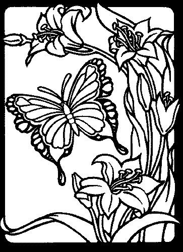 Blumenscherenschnitt (363x500, 163Kb)
