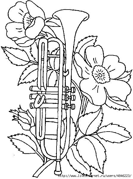 musique (447x600, 183Kb)