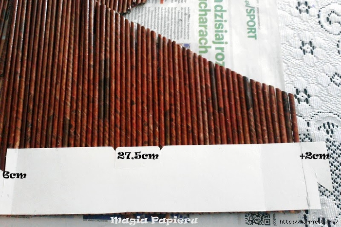 Плетение из газет. Подставки для вина и шампанского (6) (700x467, 256Kb)