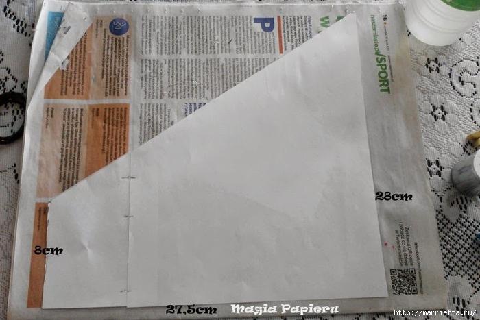 Плетение из газет. Подставки для вина и шампанского (12) (700x467, 211Kb)