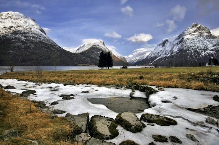 природа норвегии фото 2 (700x466, 169Kb)