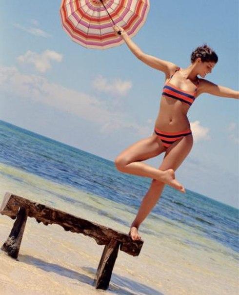 Как похудеть к морю быстро