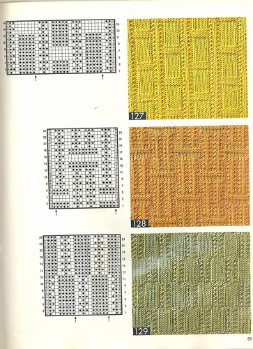 узор типа плетенка