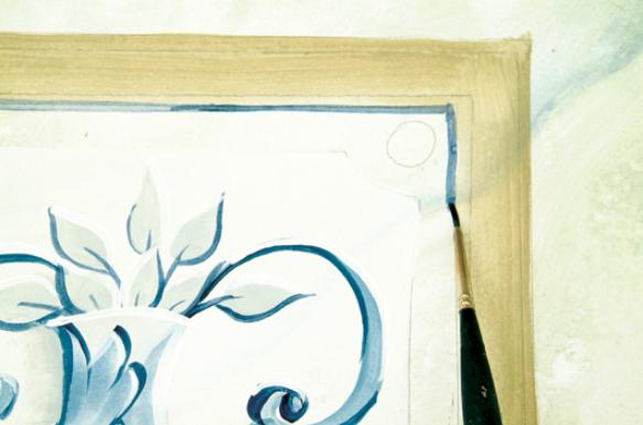 Роспись консоли для бижутерии в стиле сверхнатурализма (15) (583x385, 411Kb)