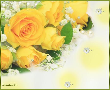 Букет-желтых-роз (450x368, 230Kb)