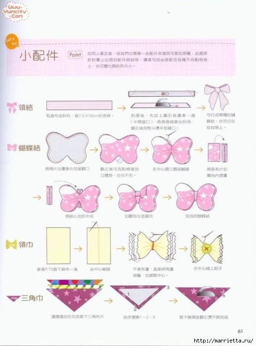 Como costurar um brinquedo de pelúcia.  Livro maravilhoso para iniciantes (74) (518x700, 165 KB)
