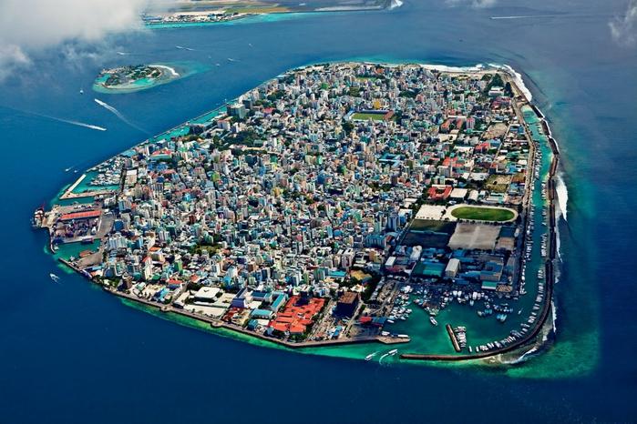 столица мальдив город мале 1 (700x466, 297Kb)