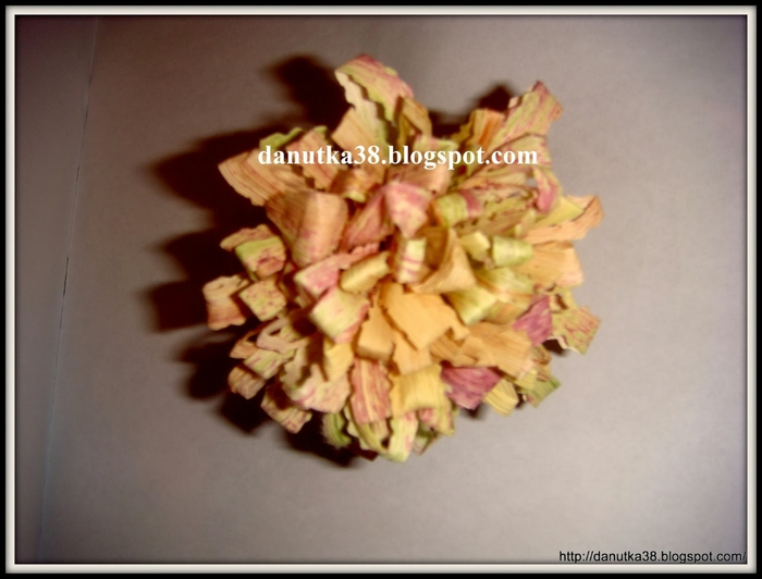 цветы из тыквенных семечек и листьев кукурузы (16) (700x532, 184Kb)