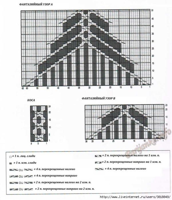 11 из 05 орижин, схемы узоров (601x700, 280Kb)