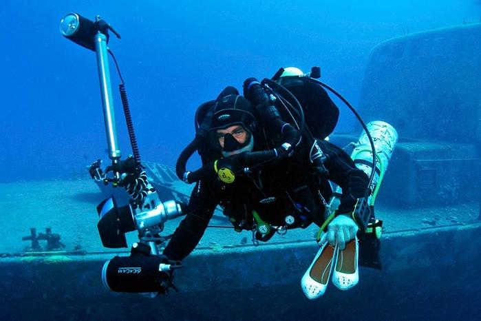 подводная фотосессия 5 (700x466, 250Kb)