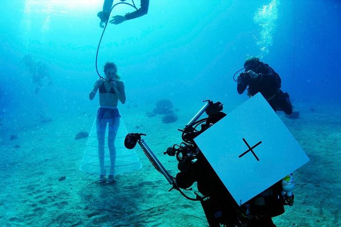 подводная фотосессия 7 (700x466, 264Kb)