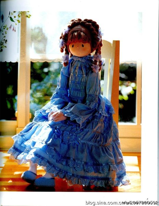 Журнал по пошиву замечательных куколок (1) (540x700, 290Kb)