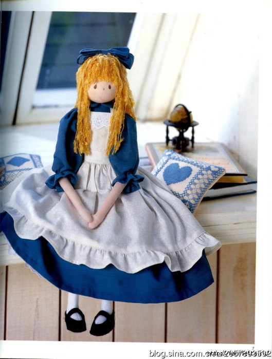 Журнал по пошиву замечательных куколок (5) (529x700, 239Kb)