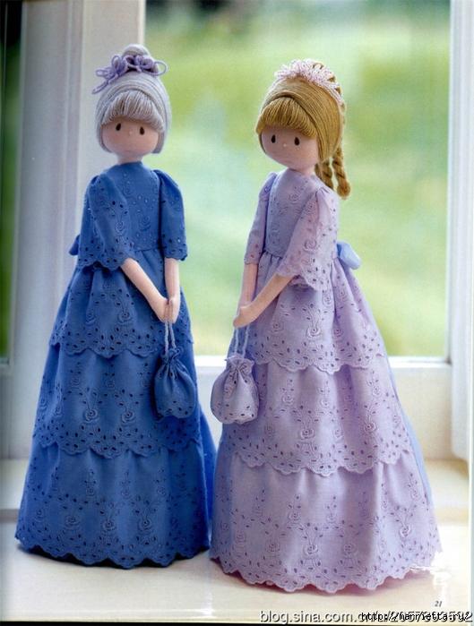 Журнал по пошиву замечательных куколок (26) (529x700, 284Kb)