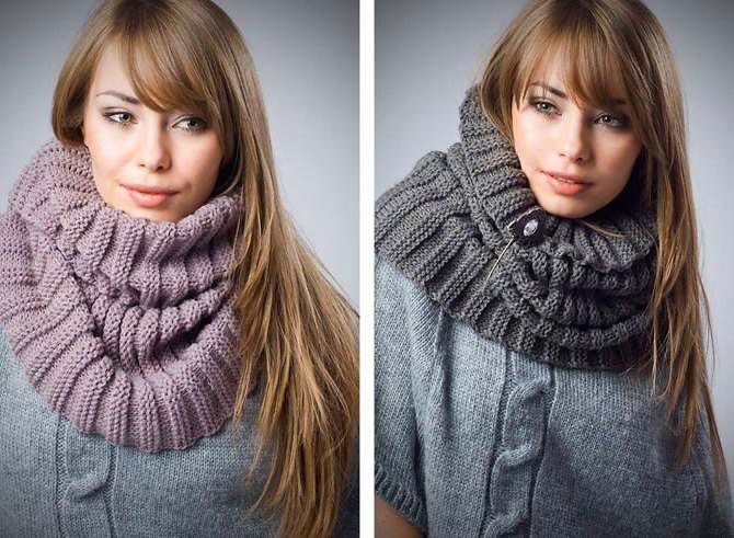ШАРФ-СНУД 106737473_ScarfCollarLICStyles7