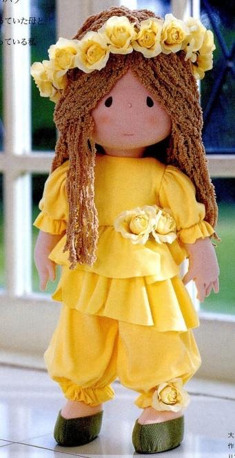 текстильные куклы (1) (341x663, 186Kb)