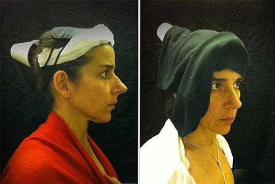 Нина Хачадурян. Фламандская живопись из туалета