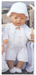 7 май 2009 Для тех, кто любит шить - выкройки одежды для куклы Беби Бон Для тех, кто вяжет - вязание для куклы Baby...