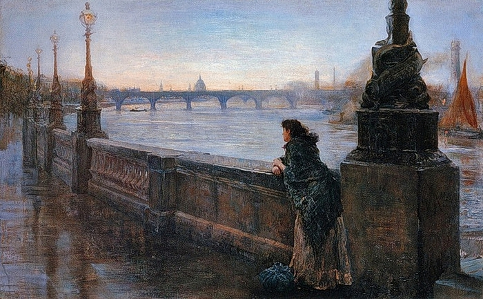Thomas Graham.Alone in London (700x433, 274Kb)