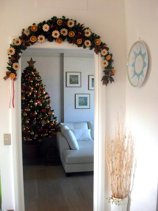 Идея праздничного декора из тыквенных семечек (8) (525x700, 231Kb)