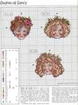 Превью Примеры красивой винтажной вышивки. Журнал со схемами (51) (520x700, 323Kb)