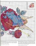Превью Примеры красивой винтажной вышивки. Журнал со схемами (61) (553x700, 414Kb)