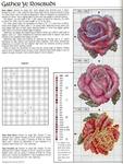 Превью Примеры красивой винтажной вышивки. Журнал со схемами (69) (528x699, 339Kb)