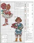 Превью Примеры красивой винтажной вышивки. Журнал со схемами (71) (549x699, 336Kb)