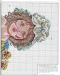 Превью Примеры красивой винтажной вышивки. Журнал со схемами (81) (561x699, 406Kb)