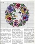 Превью Примеры красивой винтажной вышивки. Журнал со схемами (83) (551x699, 390Kb)