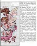 Превью Примеры красивой винтажной вышивки. Журнал со схемами (85) (556x699, 403Kb)