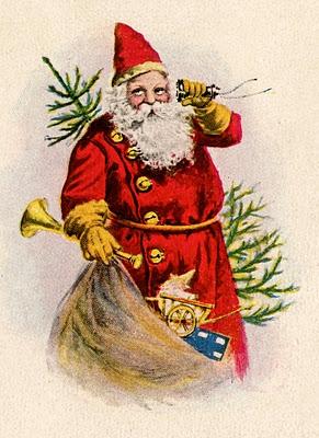 Нотные винтажные рождественские украшения (8) (291x400, 130Kb)